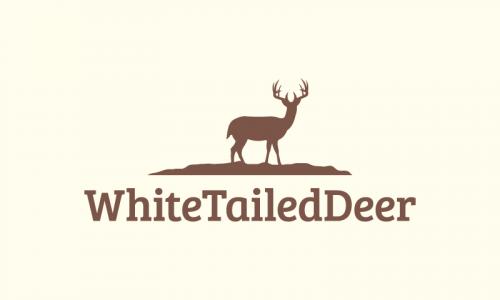 Whitetaileddeer - Business brand name for sale