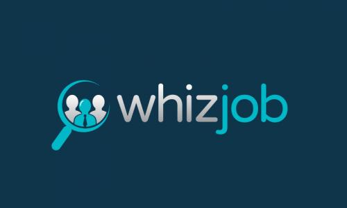 Whizjob - Recruitment company name for sale