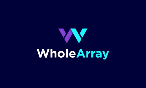 Wholearray - E-commerce domain name for sale