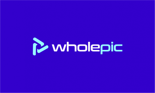 Wholepic - Photography startup name for sale