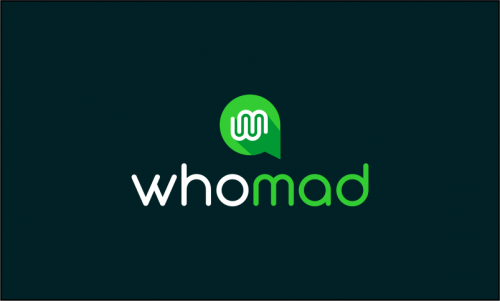 Whomad - Education business name for sale