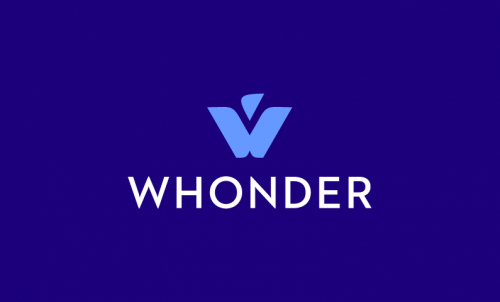Whonder - Music startup name for sale