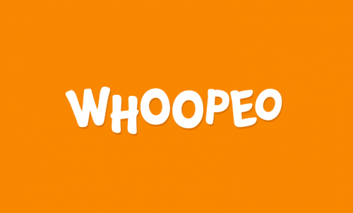 Whoopeo - Media startup name for sale