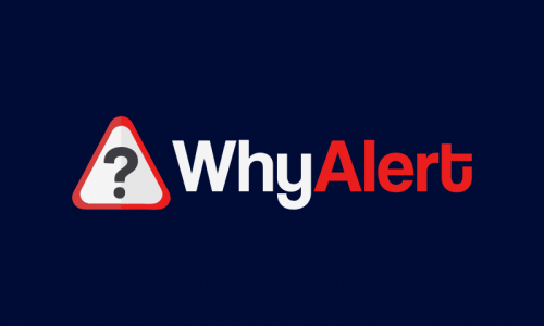 Whyalert - Business startup name for sale