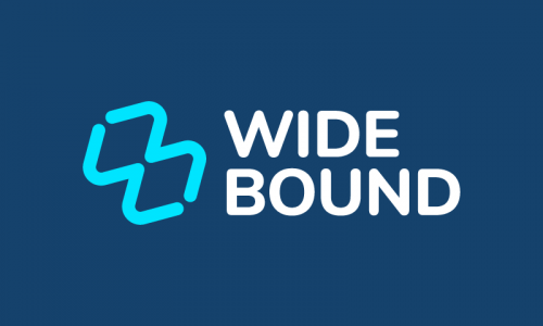 Widebound - Music domain name for sale