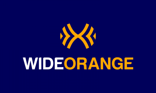 Wideorange - Energetic domain name for sale