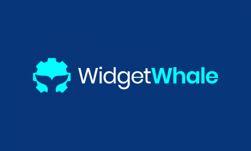 Widgetwhale - Software product name for sale