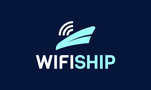 Wifiship - AI startup name for sale