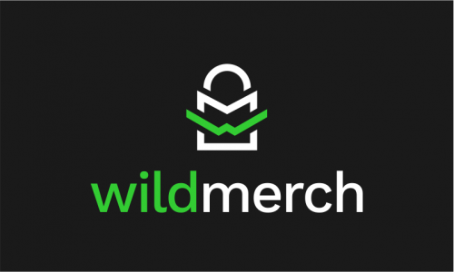 Wildmerch - Retail brand name for sale