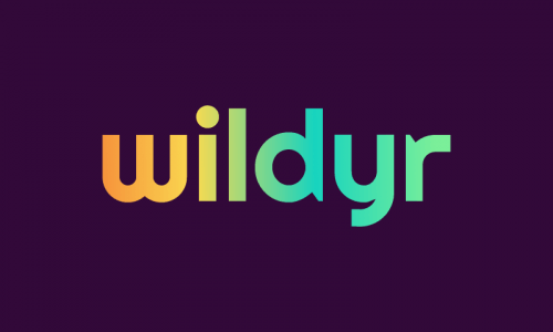 Wildyr - Modern business name for sale
