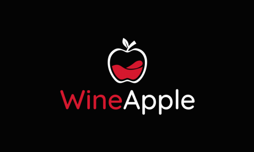 Wineapple - Drinks startup name for sale