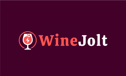 Winejolt - Food and drink company name for sale