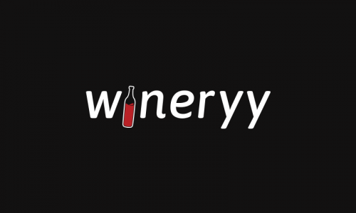 Wineryy - Drinks domain name for sale