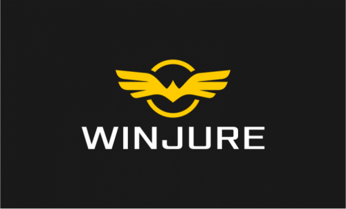 Winjure - Insurance company name for sale
