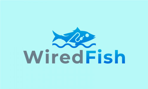 Wiredfish - Marketing brand name for sale