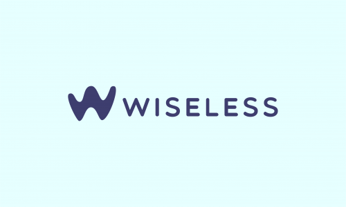Wiseless - Marketing brand name for sale