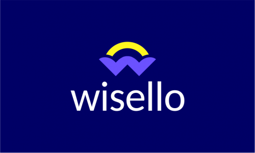 Wisello - Business brand name for sale