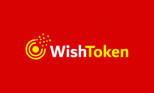 Wishtoken - Cryptocurrency brand name for sale