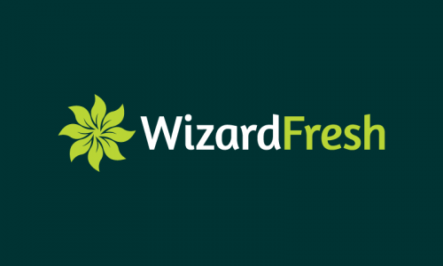Wizardfresh - Retail startup name for sale