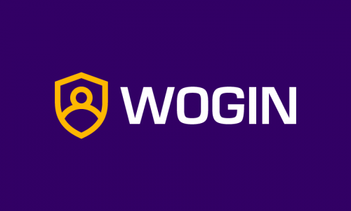 Wogin - Professional networking domain name for sale
