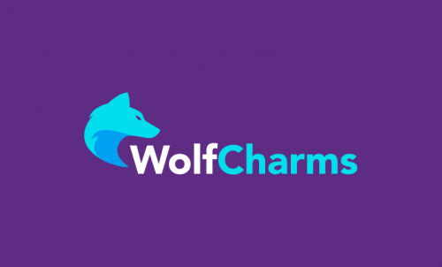 Wolfcharms - Marketing domain name for sale