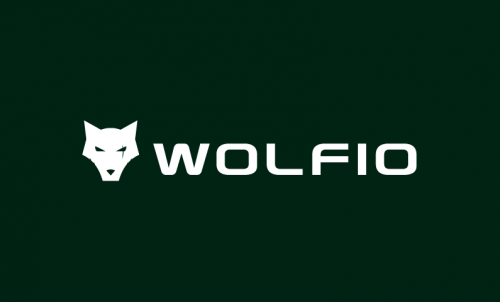 Wolfio - Sports business name for sale