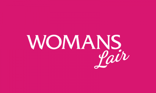 Womanslair - Business domain name for sale