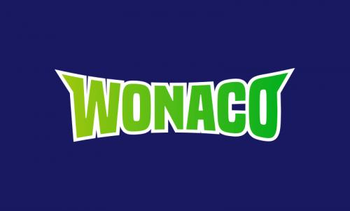 Wonaco - Technology startup name for sale