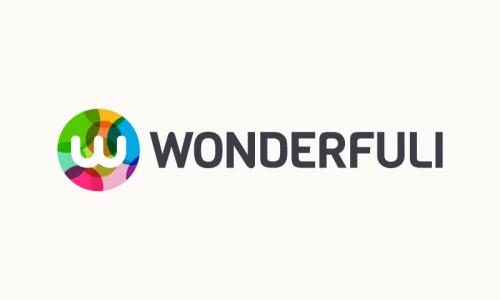 Wonderfuli - Potential brand name for sale
