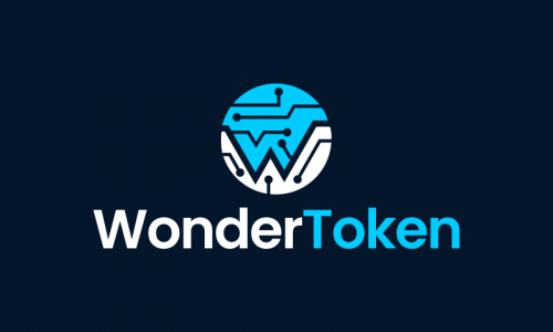Wondertoken - Cryptocurrency product name for sale