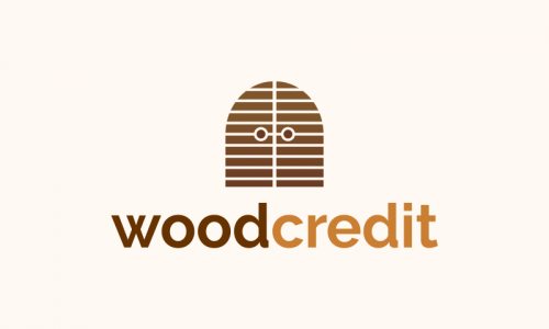 Woodcredit - Business domain name for sale