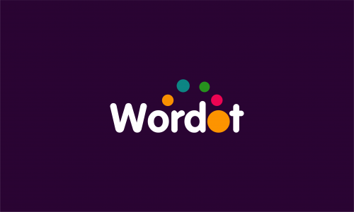 Wordot - E-commerce startup name for sale