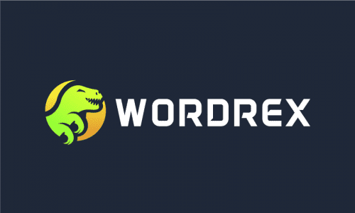 Wordrex - Technology brand name for sale