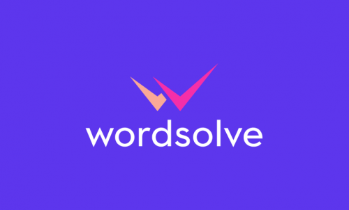 Wordsolve - Video games product name for sale