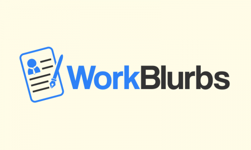 Workblurbs - Business product name for sale