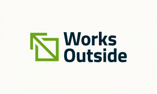 Worksoutside - Technology brand name for sale