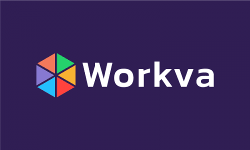 Workva - Modern company name for sale