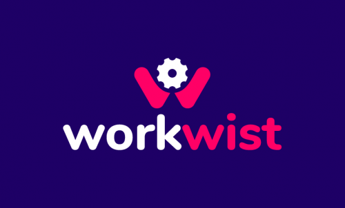 Workwist - Remote working business name for sale