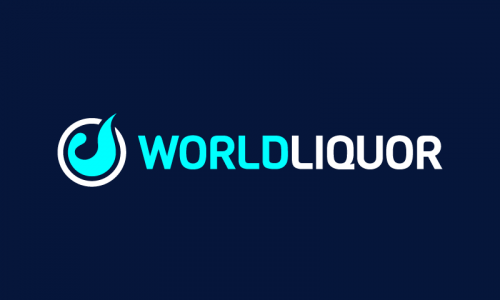 Worldliquor - Alcohol startup name for sale
