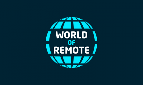 Worldofremote - Remote working startup name for sale