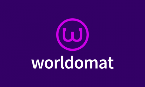 Worldomat - Business brand name for sale