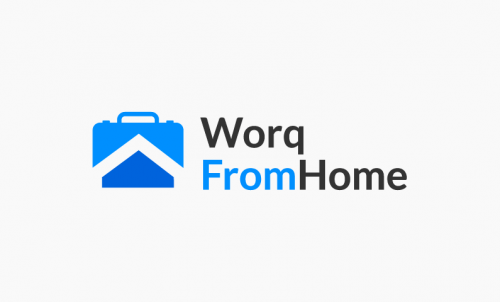 Worqfromhome - Business startup name for sale