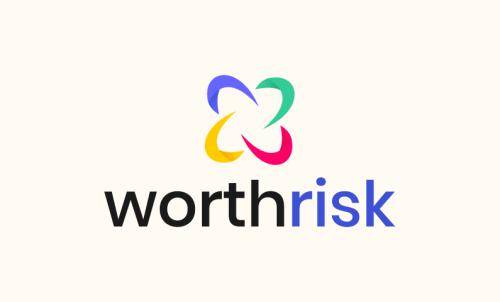 Worthrisk - Investment startup name for sale