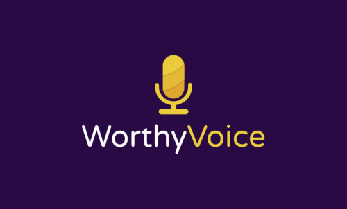 Worthyvoice - Audio brand name for sale