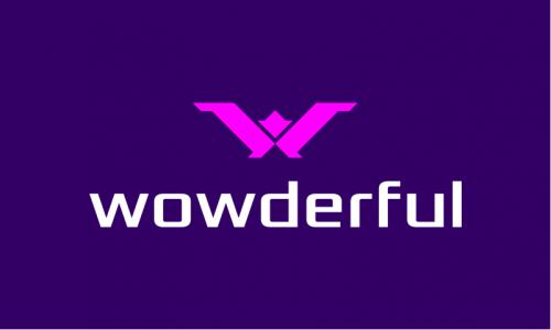 Wowderful - Media brand name for sale