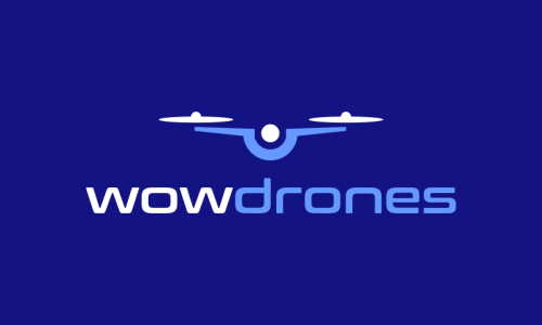 Wowdrones - Potential brand name for sale