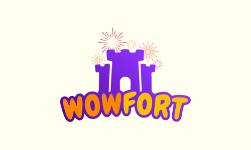 Wowfort - E-commerce company name for sale
