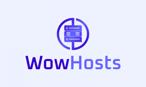 Wowhosts - Technology startup name for sale