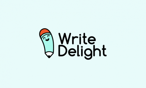Writedelight - Writing startup name for sale