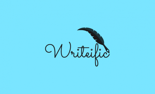 Writeific - Writing startup name for sale